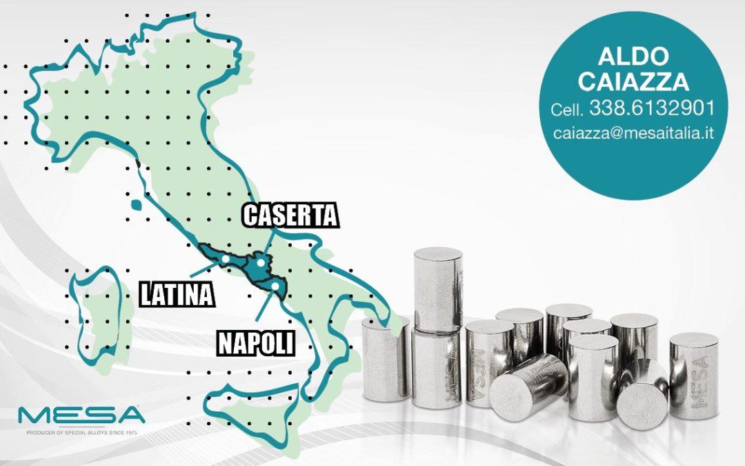 Mesa Italia a Napoli